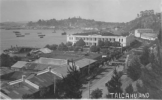 Apostadero Naval (1938).