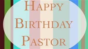 Pastor Happy Birthday to You - Bing images