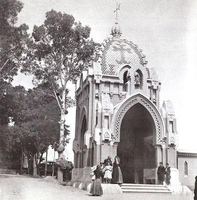 Turoliense: Ermita de la Virgen del Carmen