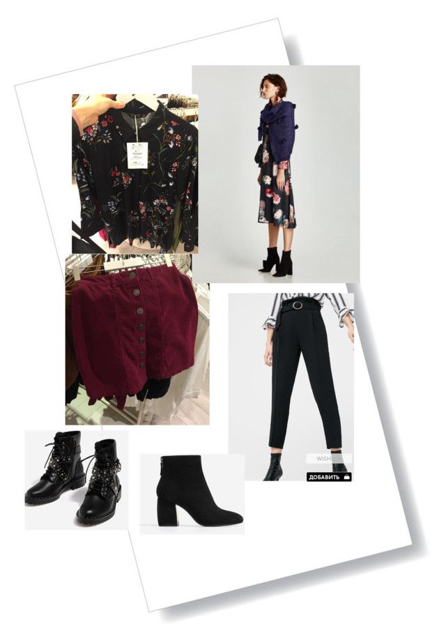 """Fall look 4"" by poletaeva-anna on Polyvore featuring мода"