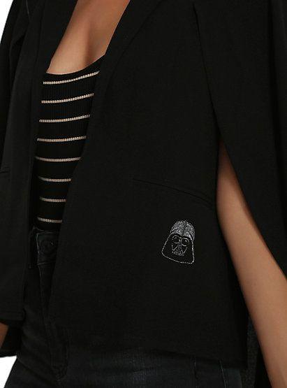 Star Wars Darth Vader Cape BlazerStar Wars Darth Vader Cape Blazer,