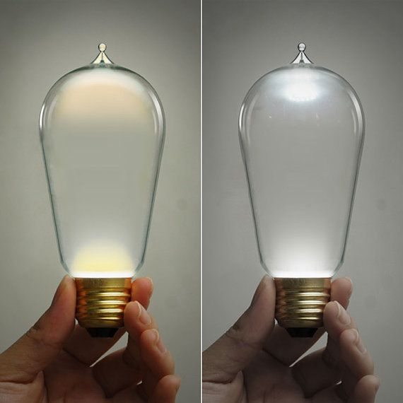 Inspired by the historical squirrel cage design, a new version LED Edison bulb is now available with LED vertical filaments surrounding a central