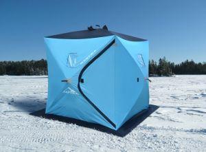 """Палатка """"ALPIKA"""" Icekyb 3-мест. зимняя купить в рыболовном интернет магазине Рыбак 96"""