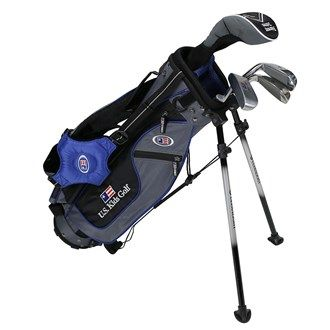 US Kids Golf US Kids Boys UL-45 Inch 4 Club Package Set 2016 The Ultralight set is designed for the beginner to intermediate player. The flexible shafts with the right club head weight and design help the developing player get the ball up in the air with ease.  http://www.MightGet.com/may-2017-1/us-kids-golf-us-kids-boys-ul-45-inch-4-club-package-set-2016.asp