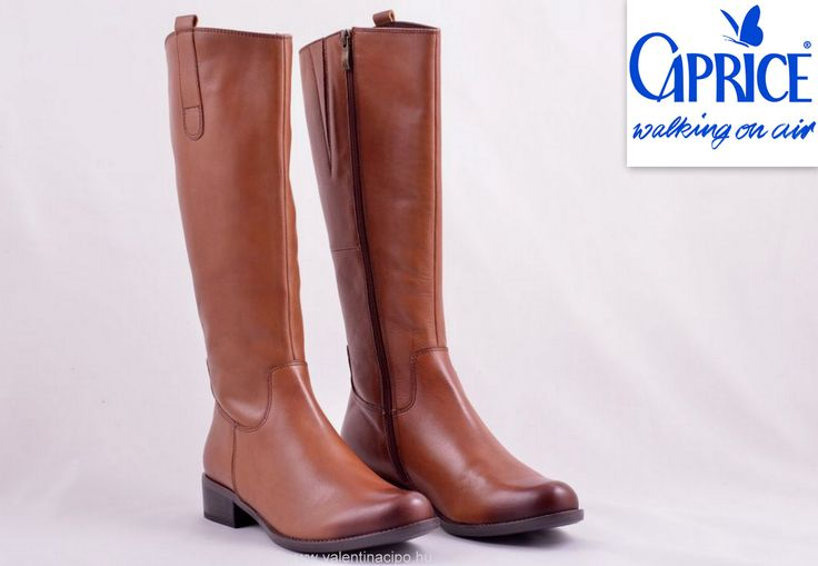 Caprice női barna csizma a hideg téli napokra és estékre, hogy a lábba biztosan ne fázzon! http://valentinacipo.hu/caprice/noi/barna/csizma/141335339 #caprice #caprice_csizma #caprice_csizmabolt