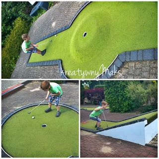 kreatywnyMaks: Mini golf :)