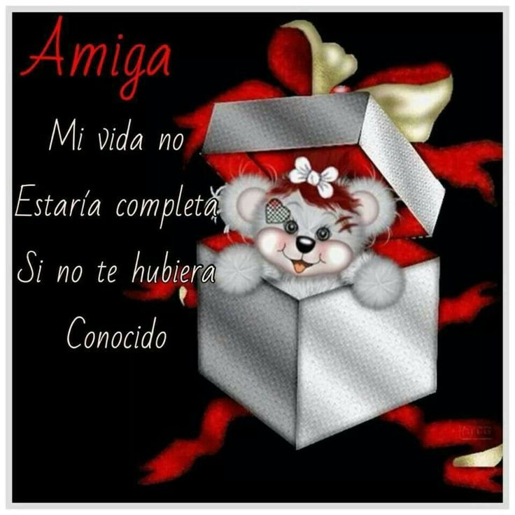 17 Best Images About Frases Amistad On Pinterest