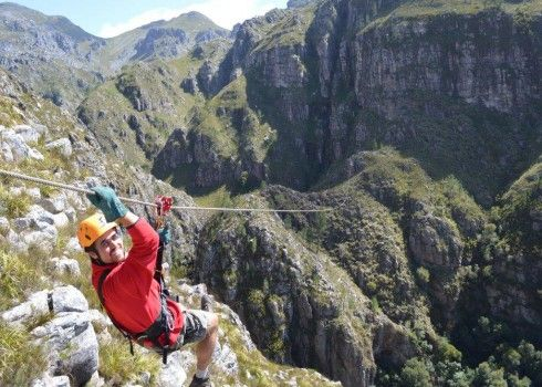 A complete list of Canopy Tours in South Africa.