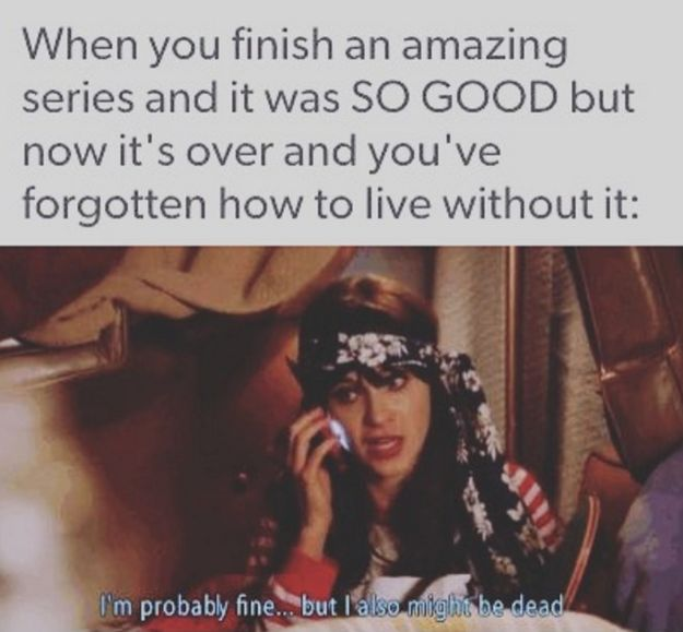 The joy and agony of ending a great book:   17 Truths Only Book Lovers Will Understand