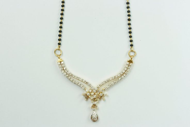 Tanishq mangalsutra designs and price - How to get diamonds on design home ...