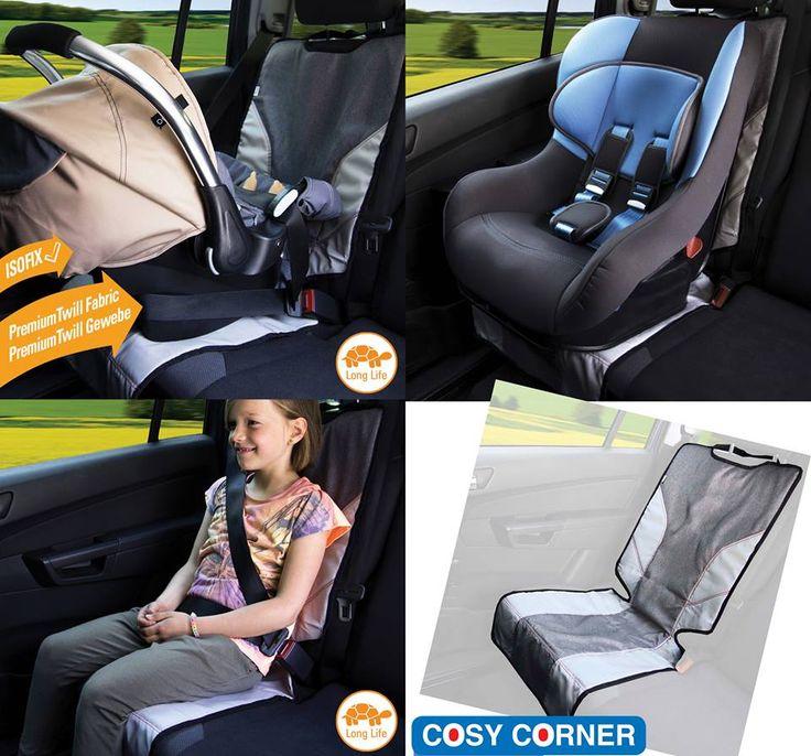 Deluxe Προστατευτικό Καθίσματος - Προστατέψτε την ταπετσαρία του αυτοκινήτου σας από γρατζουνιές και χτυπήματα που προκαλούνται από τα παιδικά καθίσματα αυτοκινήτου. Επίσης, είναι κατάλληλο για χρήση ως προστατευτικό καθίσματος για μεγαλύτερα παιδιά (χωρίς παιδικό κάθισμα). http://goo.gl/FLzAL0