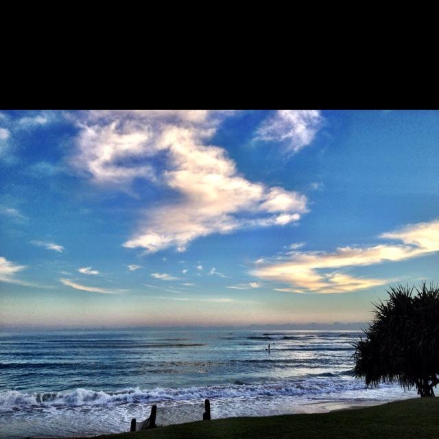 Byron bay Wategos beach