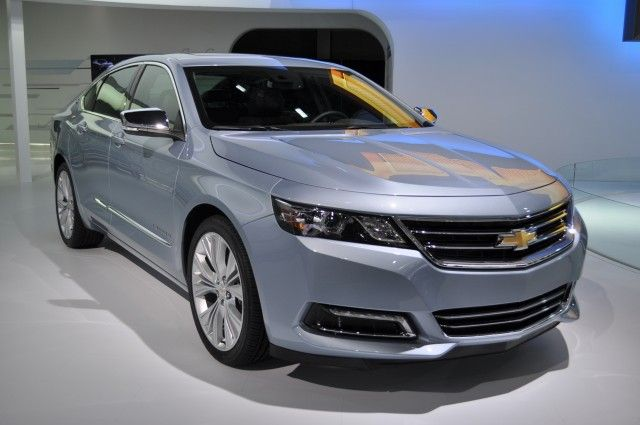 Chevrolet Impala | New 2014 Chevrolet Impala Eco Model To Join Cruze, Malibu