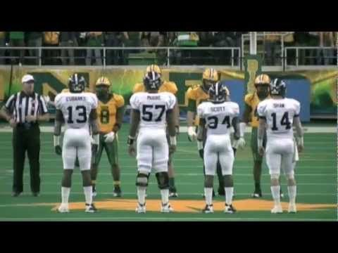 2011 NDSU Bison Thunder on to the FCS Championship!