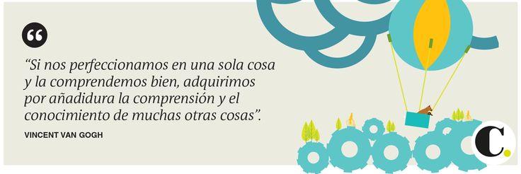 Frase publicada en El Colombiano el jueves 29 de enero de 2015.