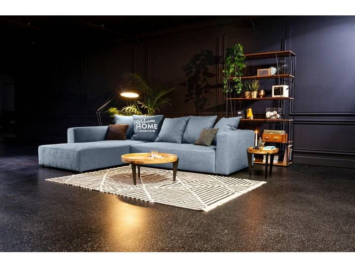 Tom Tailor Eck Couch Heaven Casual Xl Blau Komfortabler Federkern In 2020 Outdoor Furniture Sets Home Decor Furniture