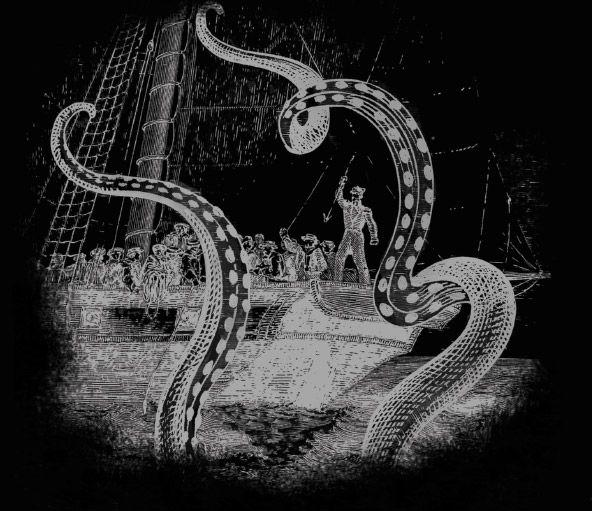 League of Darkness - Kraken Rum