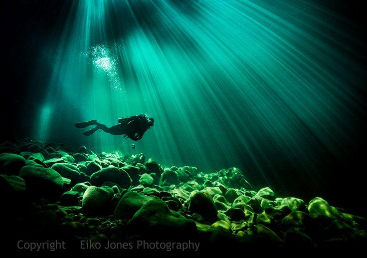 Underwater photography by Eiko Jones