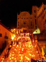 dia de muertos mexico altares