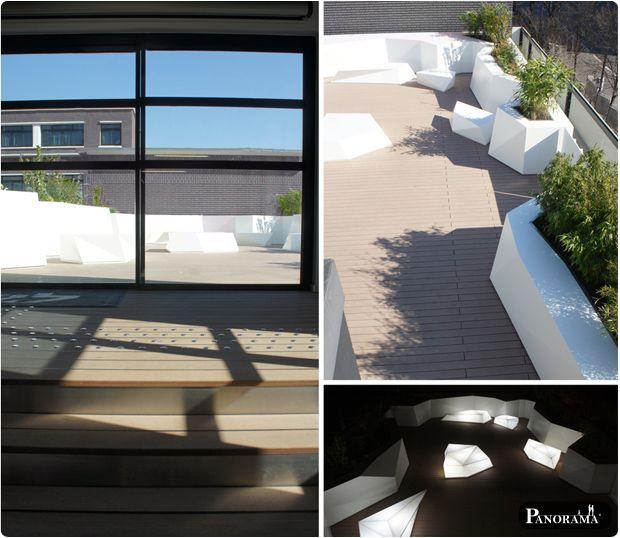 24 best ARCHI - Terrasse extérieure images on Pinterest Decks - terrasse bois sur plots reglables