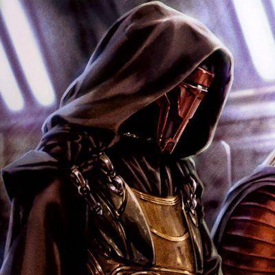 Revan, o Dark Lord dos Sith - A mestre jedi Kreia foi quem iniciou ele aos caminhos da Força.  Na guerra Mandaloriana, Revan e Malak foram essenciais. Na tentativa de salvar a galáxia contra os Verdadeiros Sith, ele acaba se tornando um Lord Sith e toma Malak como seu aprendiz. Em Malakor V, ele descobre pistas p/ achar a Star Forge. Ele mata o líder Mandaloriano. É traído por Malak e na beira da morte é salvo pela jedi Bastila Shan, que apaga sua memória e então começa KOTOR.