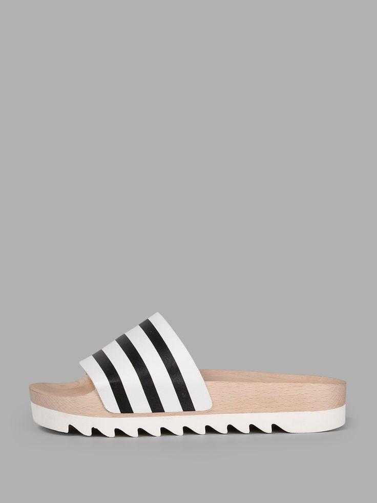 Adidas Adilette Wood Sandal...<3 get it on  www.officineconcept.com #adidas#adilette#adilettewood
