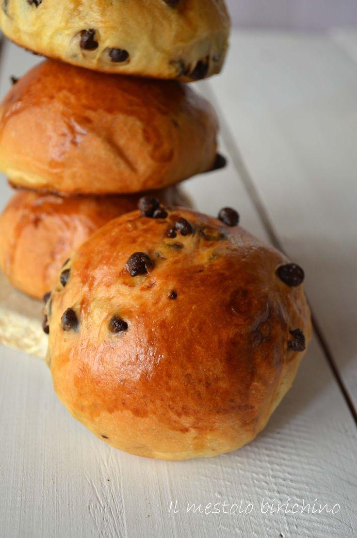 PANGOCCIOLI con macchina del pane