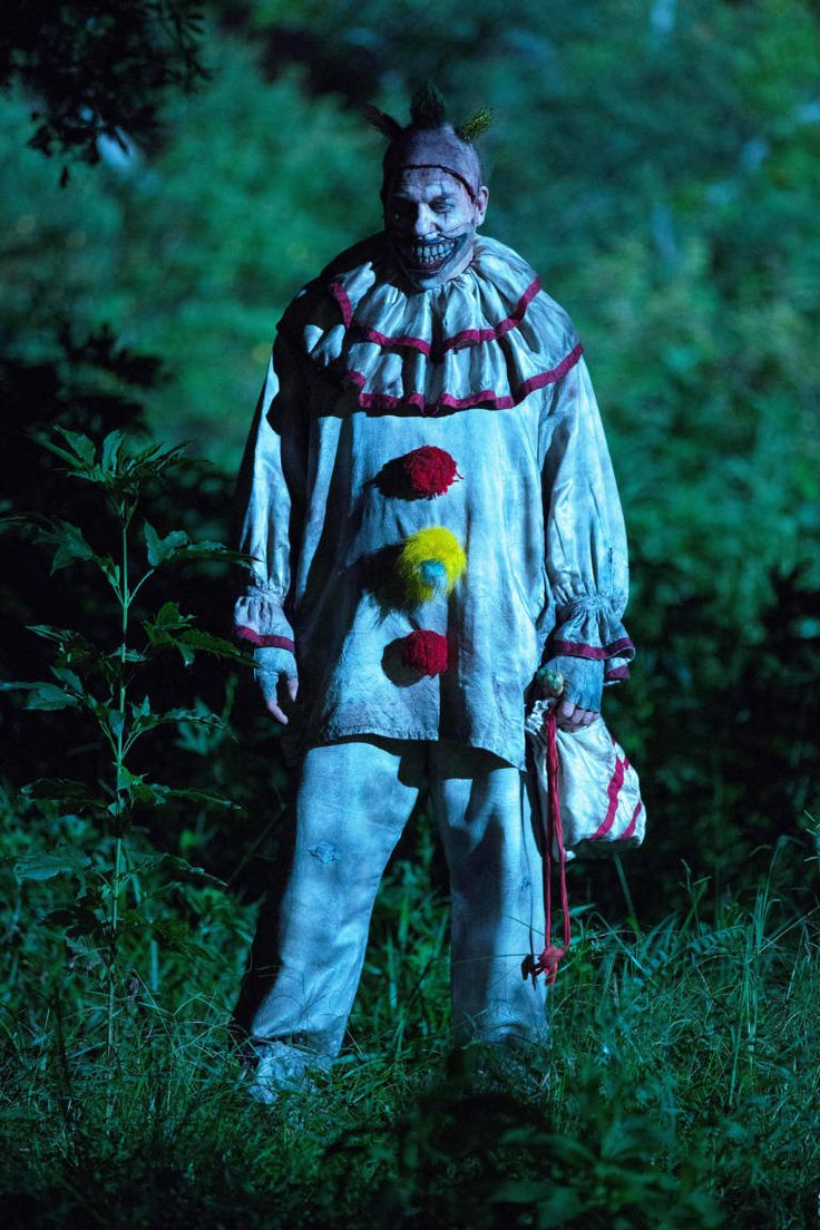 "John Carroll Lynch on playing the most terrifying character on ""American Horror Story: Freak show"".  Is Twisty the Clown haunting your dreams?"
