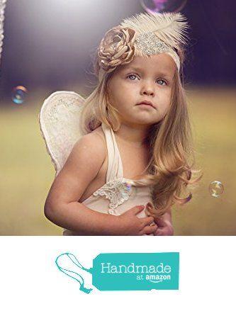 Girls Feather Headband Baby Girl Feather Headband in Gold Headband to match Dollcake Dress Flower Girl Headband Gatsby Style Headband from Allure Designs http://www.amazon.com/dp/B016BYMQWI/ref=hnd_sw_r_pi_dp_.fWfwb0XWGGJA #handmadeatamazon