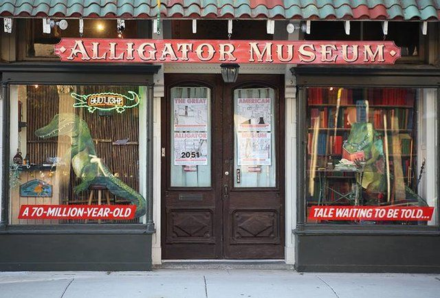 The 14 Weirdest Museums In (And Around) New Orleans @Thrillist #BeATouristNOLA