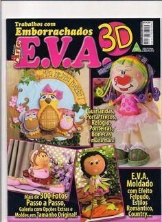 Revistas de manualidades gratis: como hacer payaso fofucho