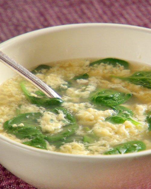 Stracciatella Soup Recipe