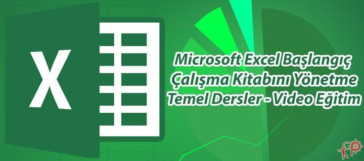 #Excel #Başlangıç – #Çalışma #Kitabını #Yönetme – #Video #Eğitim | #Fikir #Proje #Ajans http://www.fpajans.com