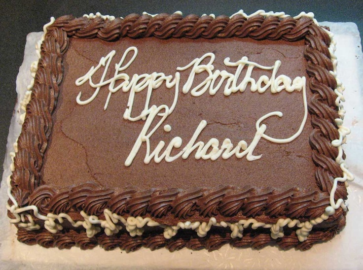 27 best images about Cakes simple sheet males on Pinterest ...