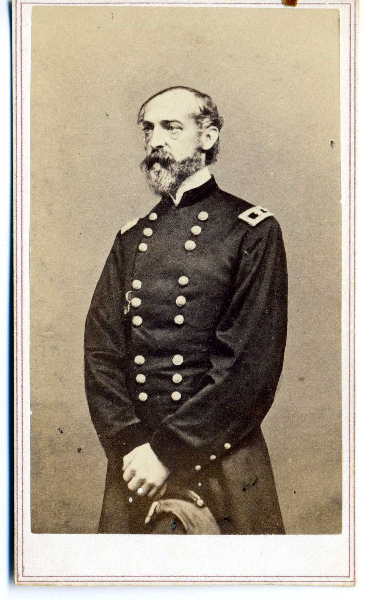a biography of george meade an american civil war general George meade in the civil war george meade went from captain to a rank of brigadier general of the volunteers in 1861 this was done due to the recommendation of then pennsylvania governor, curtin.