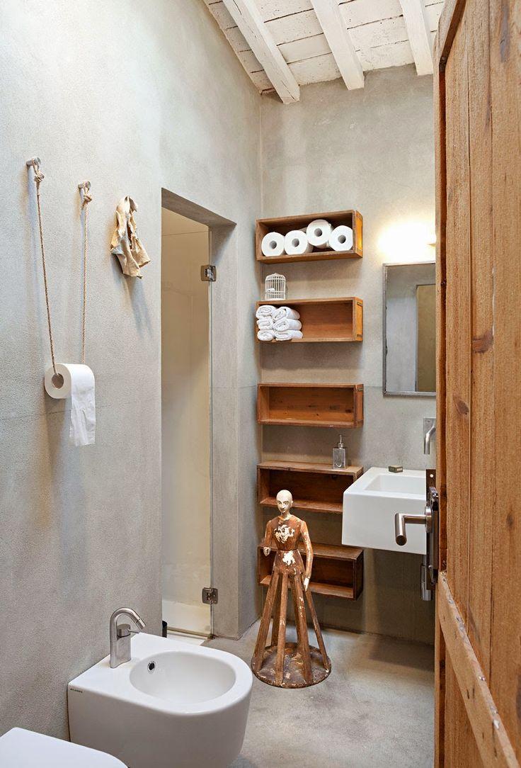 424 best Interiors - Bathrooms images on Pinterest   Bathroom ...
