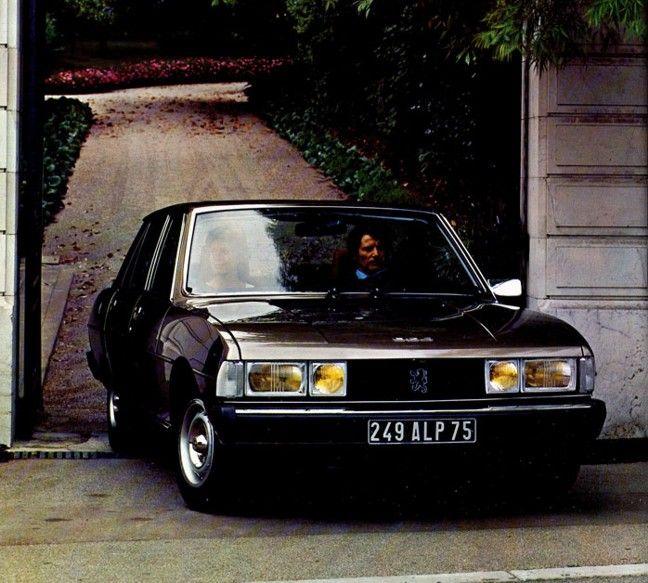 21 best peugeot 604 images on pinterest peugeot vintage for Garage automobile peugeot