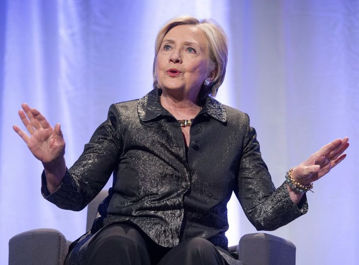 Hillary Clinton's campaign didn't just pay for the Kremlin-aided smear job on Donald Trump before the election; she continued to use the dirt after the election to frame her humiliating loss as a Russia. Boy has this backfired! The same prosec inv Trump is now inves the orig Russia connection Obama, Clintons, Rostock, Russia sale of U.S uranium the FBI had inside man since 2013 can now testify says DOJ.