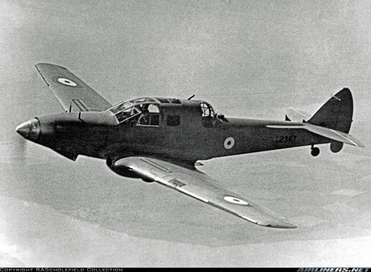 De Havilland DH-93 Don