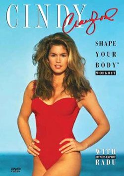 Cindy Crawford - Shape Your Body Workout (DVD) | Overstock.com Shopping - Big Discounts on Exercise