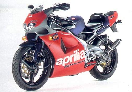 RS 125 Extrema, 1996