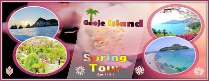 Geoje Island Spring Tour 2017! @ Waegook Travel - 1-April https://www.evensi.com/geoje-island-spring-tour-2017-waegook-travel/202534407