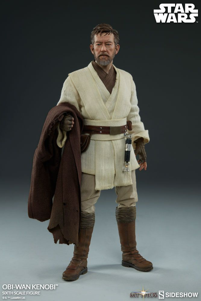 Pin By Balazs Banyai On Sculptures Miniatures And Collectibles Star Wars Obi Wan Obi Wan Sideshow Star Wars