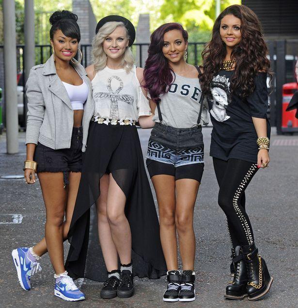 Little Mix aw