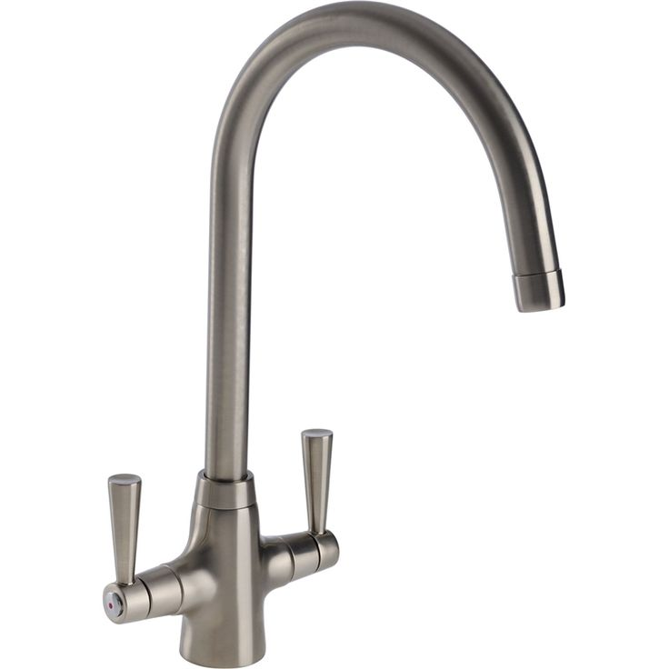 Find Fusion Dual Handle Monobloc Kitchen Tap - Brushed at Homebase. Visit your local store for the widest range of kitchens products.
