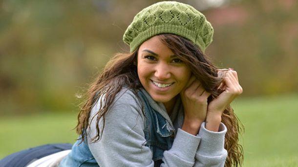 Wenn Sie eine Baskenmütze selber häkeln, können Sie ein schönes Muster aussuchen. (Quelle: Thinkstock by Getty-Images)