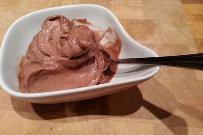 Chocolate Banana Ice cream