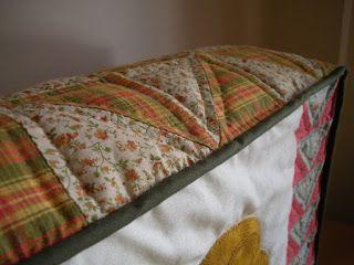 Mi rinconcito de labores: Funda máquina coser patchwork