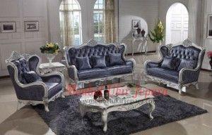 Jual kursi tamu klasik modern sangat cocok untuk menghiasi ruang tamu rumah anda. Dengan kursi tamu klasik ini ruangan anda akan terlihat cantik dan mewah. Kursi tamu klasik ini didesain dengan dudukan 3,2,1 dan satu meja makan. Tunggu apalagi segera miliki kursi tamu klasik untuk ruangan tamu anda serta menjadikan ruang tamu yang berbeda dengan ruangan tamu lainnya. Jika anda berminat dengan kursi tamu klasik modern silahkan kunjungi toko mebel ukir jepara.