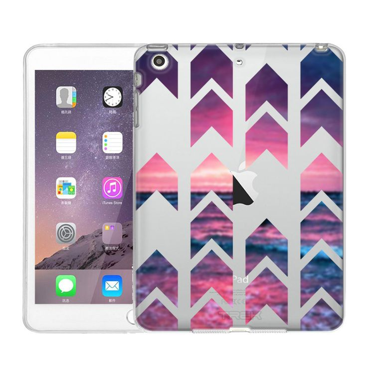Apple iPad Mini Sunset Beach Arrows Case